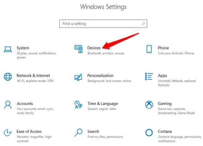 Nhấp vào More Bluetooth options
