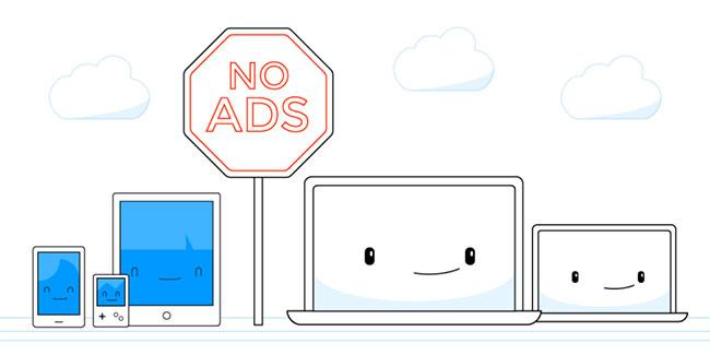 Quảng cáo làm chậm trải nghiệm duyệt web
