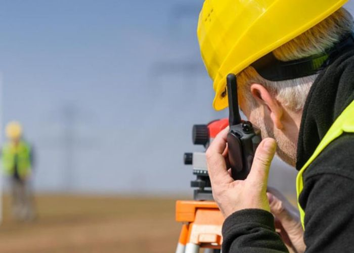 Hoạt động đo trắc địa phục vụ nhiều chuyên ngành khác nhau