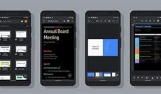 Cách bật dark mode cho Google Sheets, Docs, và Slides