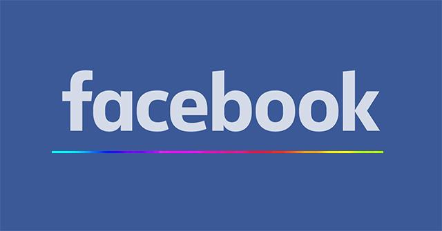 Cách bình luận dải màu Facebook, trend mới FB