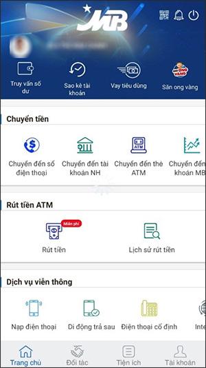 Cách rút tiền không cần thẻ Vietcombank, Vietinbank, Agribank,...