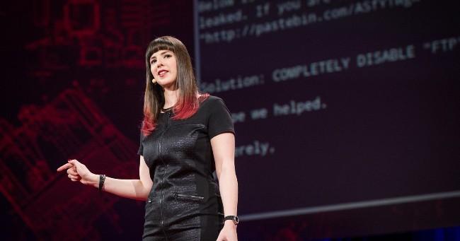 Bài phát biểu tại TED Talk của Keren đã gây chấn động thế giới