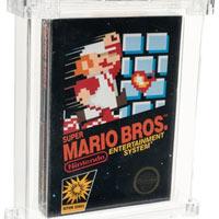 Cái băng điện tử Mario này có gì đặc biệt mà được mua với giá 114.000USD