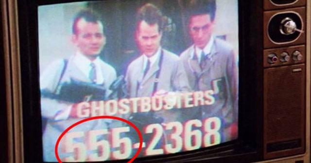 Giải mã số điện thoại bí ẩn thường xuất hiện trong phim Hollywood
