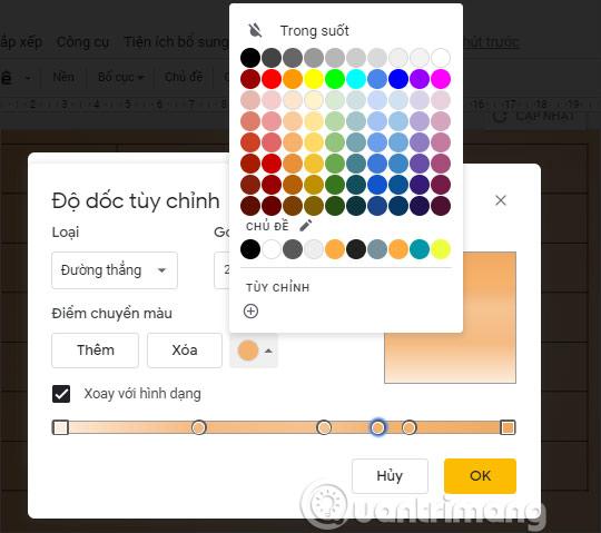 Cách tạo nền Gradient tùy chỉnh trong Google Slides - Ảnh minh hoạ 4