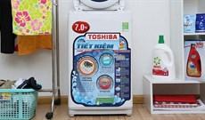Mã lỗi máy giặt Toshiba và cách xử lý chi tiết nhất