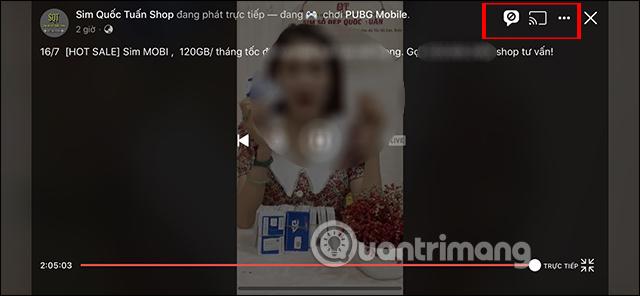 Cách tắt chat khi xem Live Stream trên Facebook - Ảnh minh hoạ 3