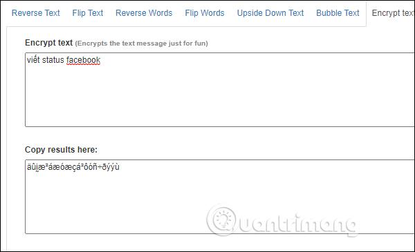 Cách tạo status mã hóa trên Facebook, gửi tin nhắn mã hóa - Ảnh minh hoạ 2