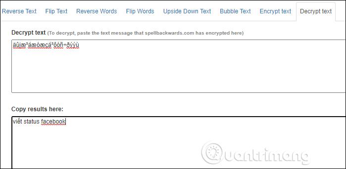 Cách tạo status mã hóa trên Facebook, gửi tin nhắn mã hóa - Ảnh minh hoạ 3