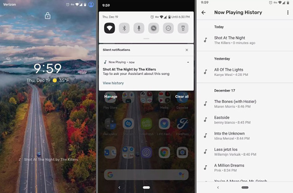 15 thủ thuật, mẹo sử dụng Google Pixel không thể bỏ qua Tự động phát hiện bài hát