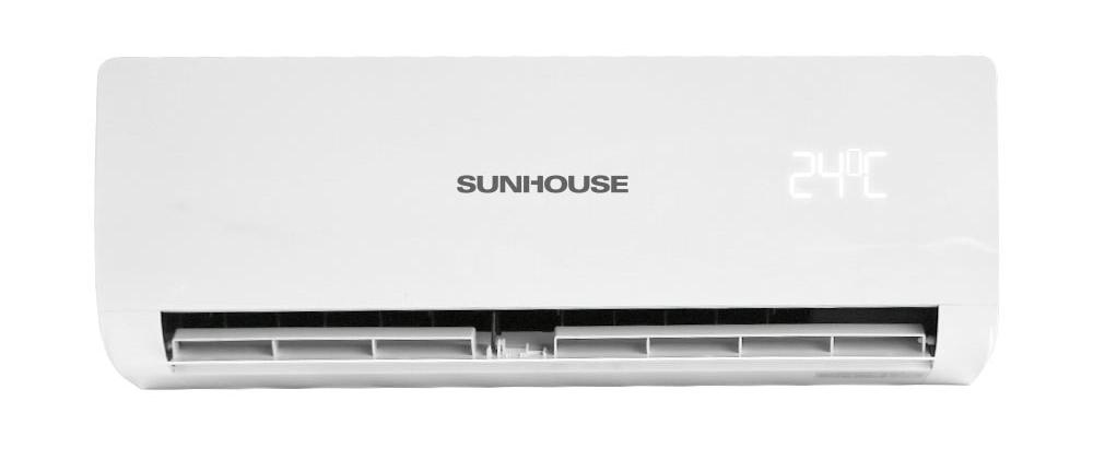 Hướng dẫn cách sử dụng điều khiển điều hòa Sunhouse