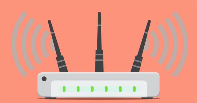 Router không dây sử dụng dải tần không phải đăng ký (unlicensed spectrum)