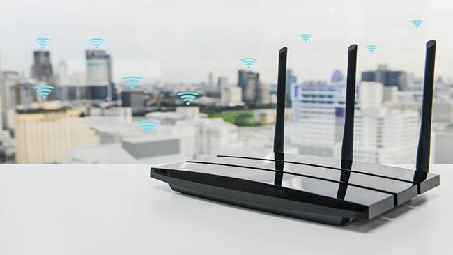 Hiện tại, các router chạy chuẩn 802.11n có phạm vi dài nhất