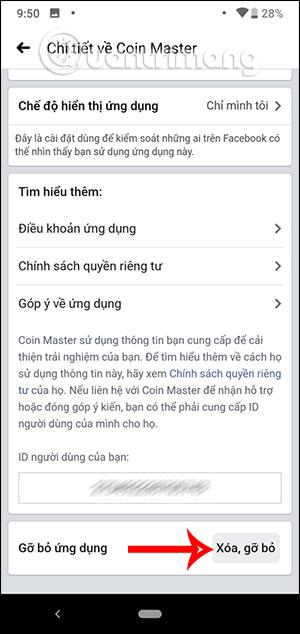 Hướng dẫn reset dữ liệu game trên Facebook - Ảnh minh hoạ 5