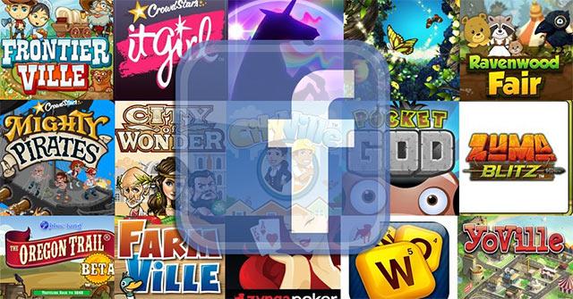 Hướng dẫn reset dữ liệu game trên Facebook