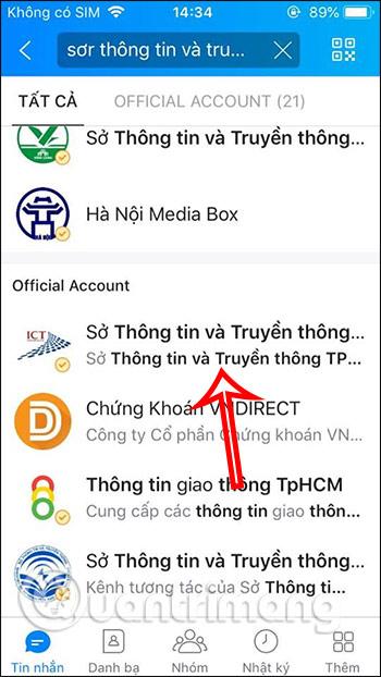 Sở Thông tin và Truyền thông TP.HCM