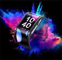 nubia Watch: Smartwatch màn hình uốn dẻo siêu độc, cấu hình tốt, giá chỉ 6 triệu đồng