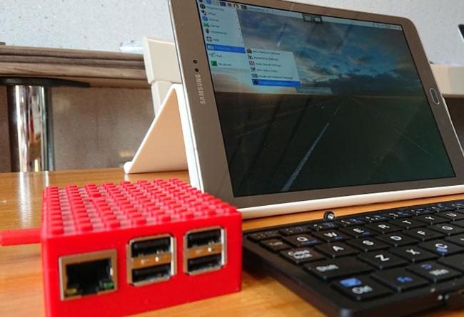 Thiết lập thiết bị Android làm màn hình cho Raspberry Pi