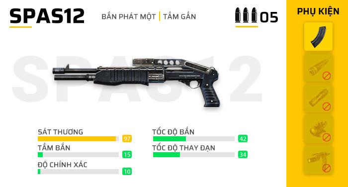 súng săn trong free fire là súng gì?