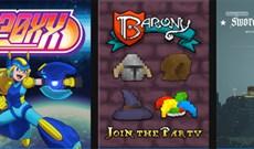 Mời tải game Mega Man, Barony và Superbrothers miễn phí