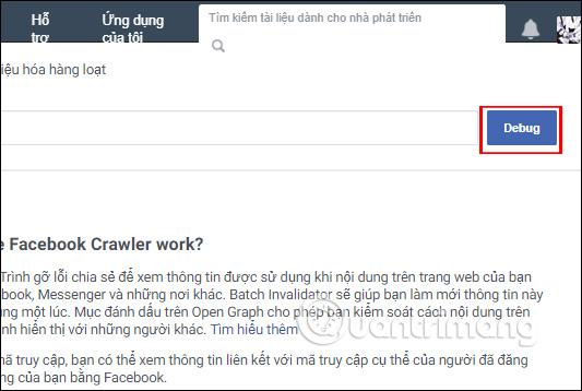 Cách hiện ảnh thumbnail khi chia sẻ bài viết trên Facebook