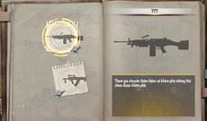 Súng máy trong Free Fire là súng gì?