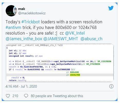 Cách malware lợi dụng độ phân giải màn hình để tránh bị phát hiện - Ảnh minh hoạ 2