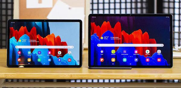Galaxy Tab S7 và S7 Plus