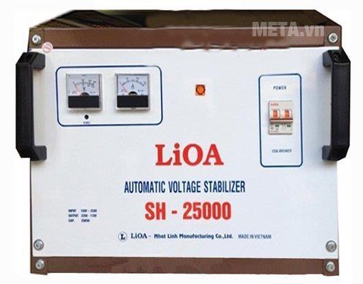 Ổn áp LiOA là một trong những loại ổn áp được dùng nhiều nhất hiện nay
