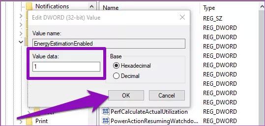 Cách sửa lỗi không hiển thị thời gian pin còn lại trên Windows 10 - Ảnh minh hoạ 5