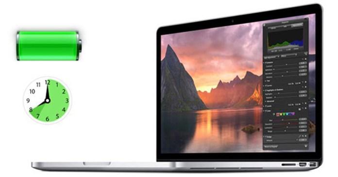 Cách tiết kiệm pin cho máy MacBook