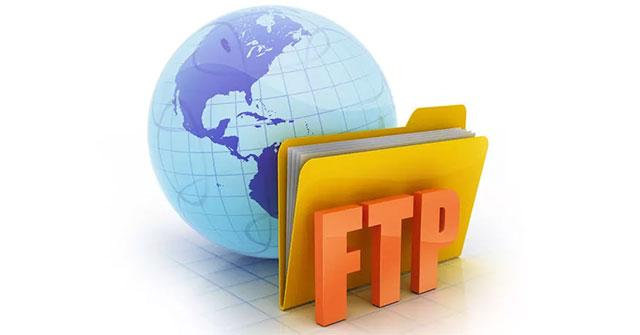 Có thể thay đổi cổng mặc định để gửi lệnh và file qua FTP