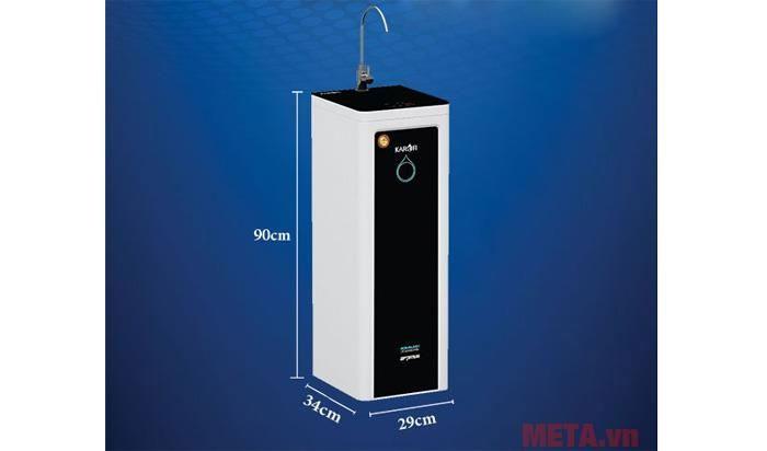 Máy lọc nước Karofi 9 lõi O-i229/A