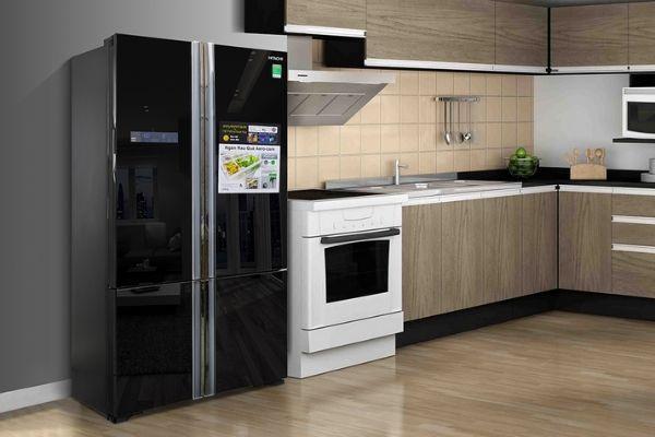 Giá tủ lạnh 4 cánh thường cao hơn loại thông thường khá nhiều