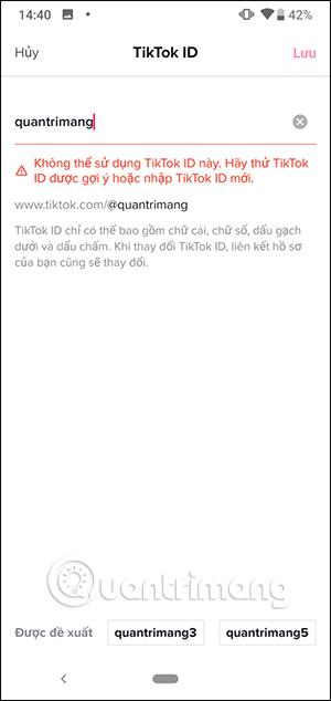 Cách đổi tên TikTok, đổi TikTok ID - Ảnh minh hoạ 6