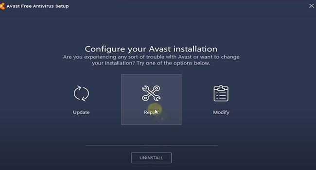 Cách khắc phục lỗi lưu trữ Zip bị hỏng Avast?