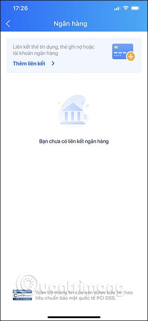 Xóa ngân hàng