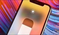Cách điều chỉnh độ sáng màn hình trên iPhone, iPad