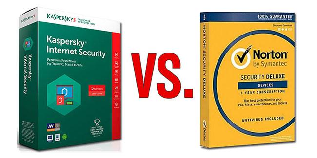 Phần mềm diệt virus Norton hay Kaspersky tốt hơn? - Ảnh minh hoạ 2