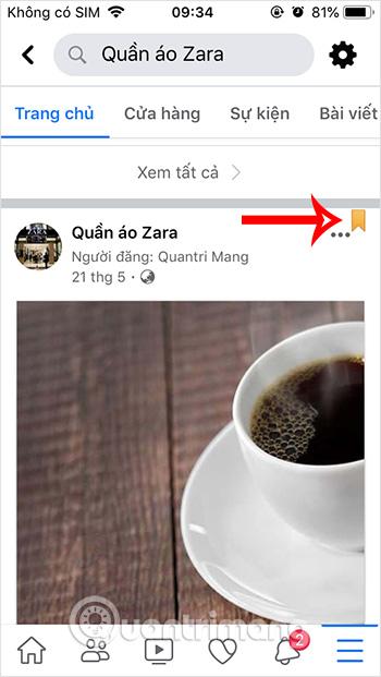 Cách ghim bài viết Fanpage, group Facebook - Ảnh minh hoạ 3