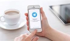 Cách đổi cỡ chữ, cài hình nền nhắn tin trên Telegram