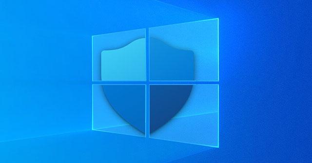 Các tính năng Windows 10 giúp tăng cường bảo mật máy tính