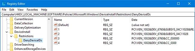 Thủ thuật ngăn Windows tự động update các driver cụ thể - Ảnh minh hoạ 17