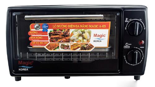 Lò nướng điện đa năng Magic A63
