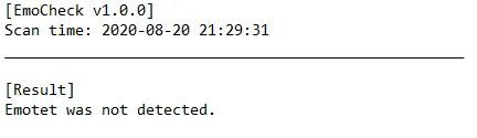 Cách kiểm tra PC có bị nhiễm phần mềm độc hại Emotet không - Ảnh minh hoạ 4