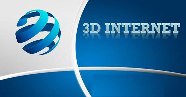 Tìm hiểu về Internet 3D