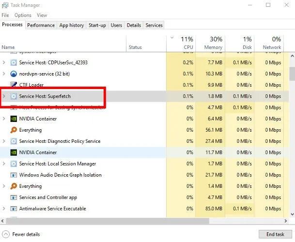 Khắc phục lỗi quá tải CPU, 100% CPU trên Windows - Ảnh minh hoạ 9