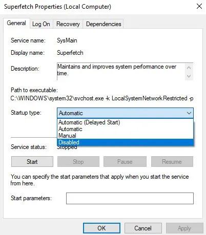 Khắc phục lỗi quá tải CPU, 100% CPU trên Windows - Ảnh minh hoạ 10
