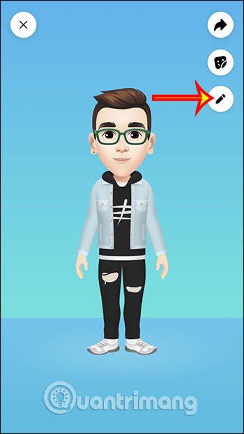 Cách tạo avatar cho riêng mình, tự tạo sticker Messenger, tạo avatar Facebook - Ảnh minh hoạ 11